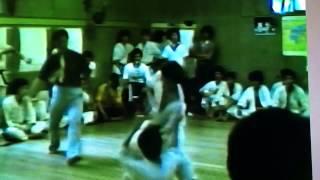 城東支部亀戸道場で1980年6月に行われた第2回首都圏交流試合。極真史上...