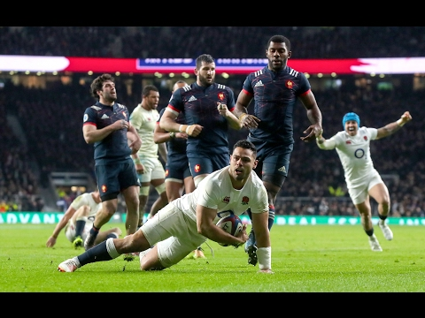 Official Extended Highlights: England 19-16 France | RBS 6 Nation