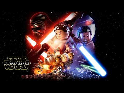 LEGO® Star Wars™: The Force Awakens Gameplay HD 1080p 60fps |