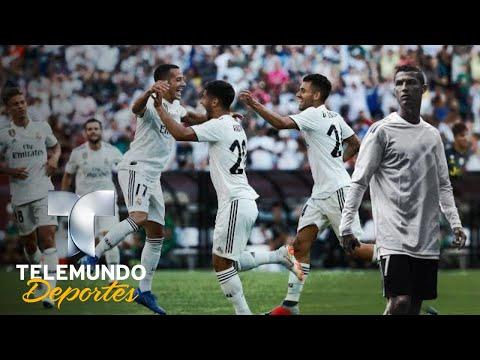 ¿El Real Madrid se ilusiona sin Cristiano Ronaldo?   La Liga   Telemundo Deportes