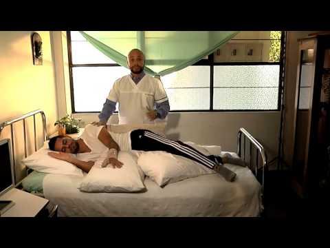 Como curar escaras en los pies