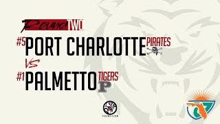 5 Port Charlotte Vs. 1 Palmetto Round 2   2019 FHSAA Playoffs