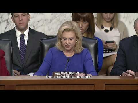Hearing: The Economic Outlook