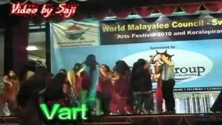 World Malayalee Council Swiss 2010