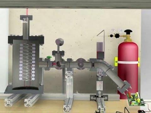Concordia students design electron accelerator