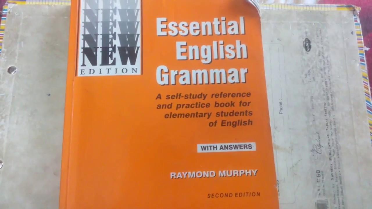 Essential English Grammar In Use Pdf
