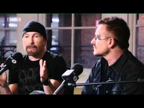 U2 Interviewed by Zane Lowe (1/3) - HD