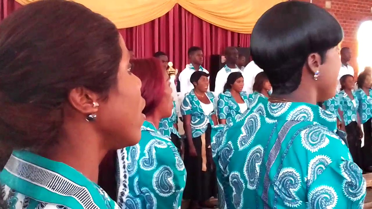 Download BETHSAIDAH CHURCH CHOIR UCZ KWACHA EAST  CONGREGATION KITWE    ALL WE LIKE SHEEP HAVE GONE ASTRAY