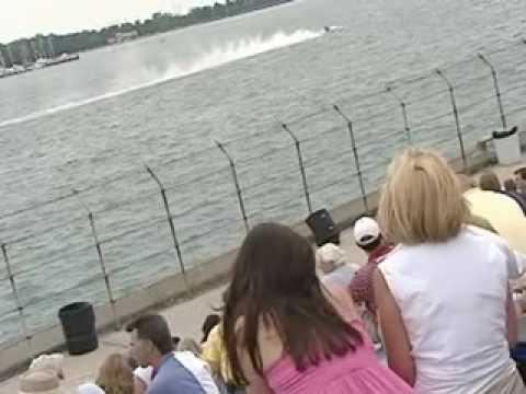 Detroit APBA Gold Cup Racing