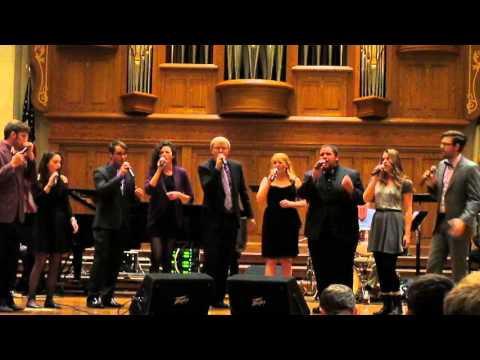 Takin' It To the Streets - Chadron State College Vocal Jazz