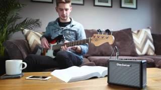 Blackstar Fly 3 Bass Demo - ...On The Fly