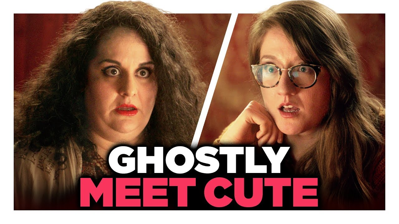 Meet Cute with a Ghost
