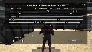 Atlas Game Accordion