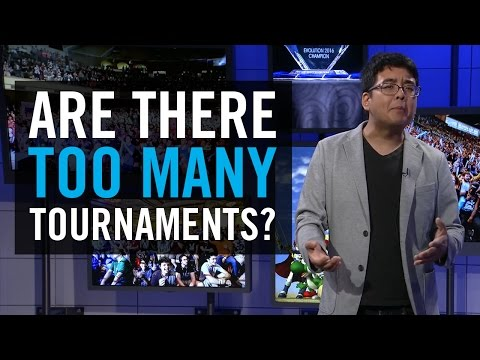 Melee Science: The 2017 Tournament Temperature