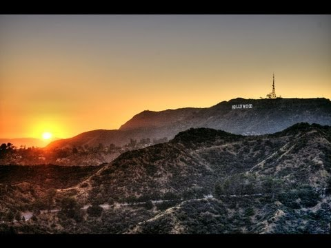 Hollywood Hills Tour in HD