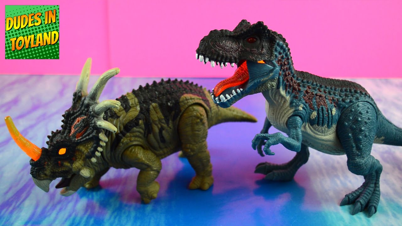 Dinosaur Toys By Animal Planet Light And Sound T Rex