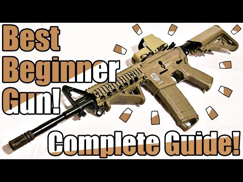 BEST BEGINNER AIRSOFT GUN! - [Complete Guide to Purchasing Your First Airsoft Gun]