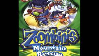 Zoombinis Mountain rescue: Title