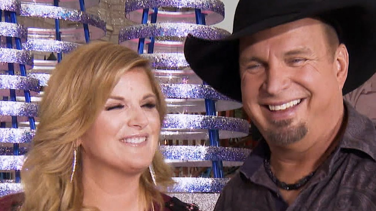 EXCLUSIVE: Garth Brooks and Trisha Yearwood Celebrate First-Ever ...
