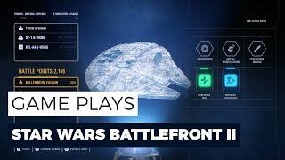 Star Wars: Battlefront II - 10 MINUTES OF GAMEPLAY - SPACE BATTLE