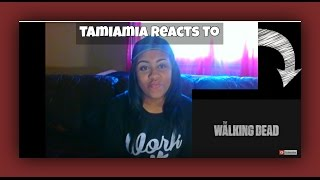 Walking Dead Chappelle's Show - SNL | Mixed Girl Reacts