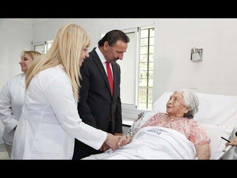 Avanzan las obras en el hospital de Trancas