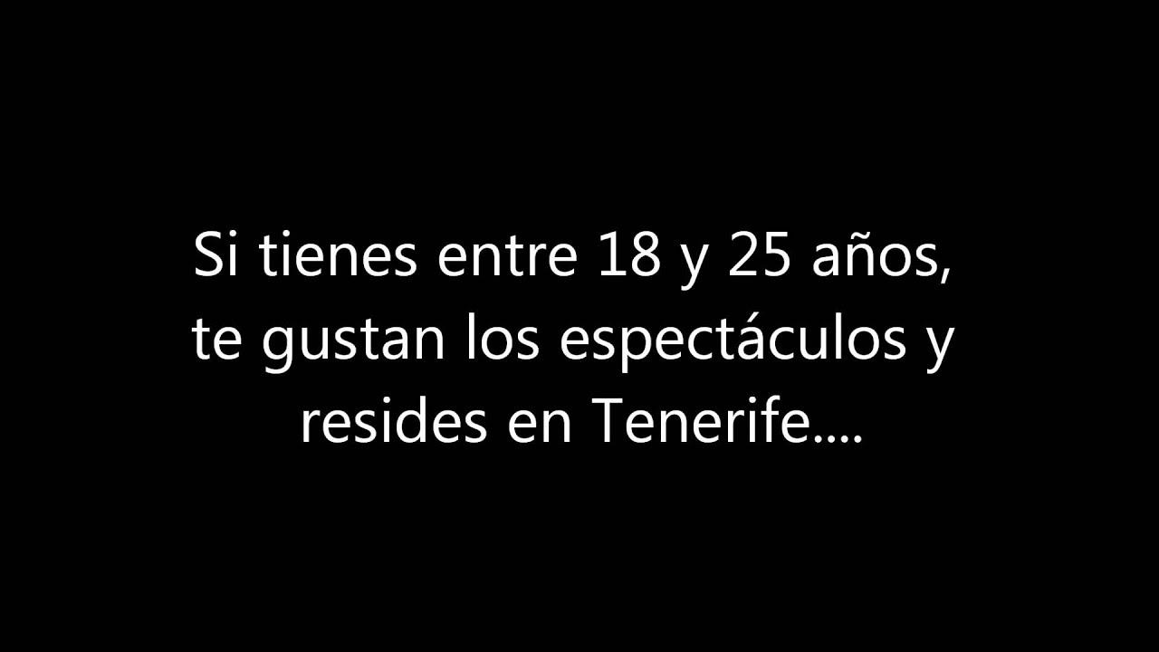Oferta De Empleo En Tenerife Youtube
