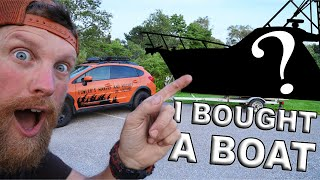 I Bought A Boat Episode 1