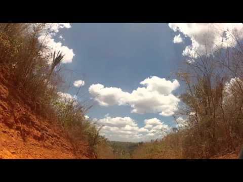 Dirt road riding in Piaui Brazil
