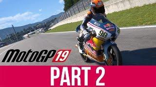 MotoGP 19 CAREER MODE Gameplay Walkthrough Part 2 - ROUND 2