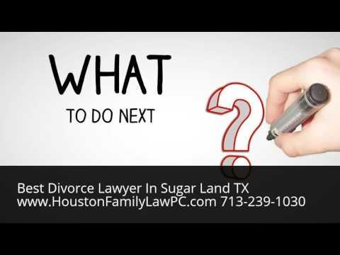 Divorce Lawyer Sugar Land TX