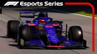 F1 Esports: Closing The Reality Gap