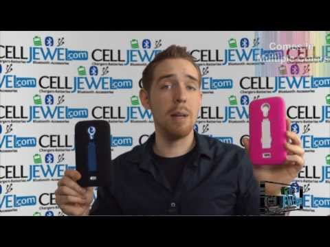 Phone Accessory Review: Blu Studio 5.0 Hybrid Case With Kickstand - CellJewel.com