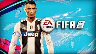 FIFA MOBILE 19!! - CHAMPIONS LEAGUE,FUT DRAFT,HOME SCREEN,THE JOURNEY-( CONCEPT @ FIFA DAP)#2