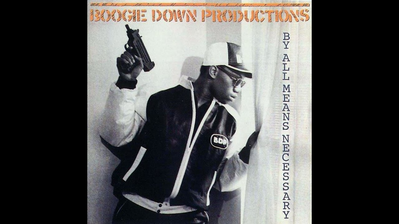 Download Boogie Down Productions - Stop The Violence