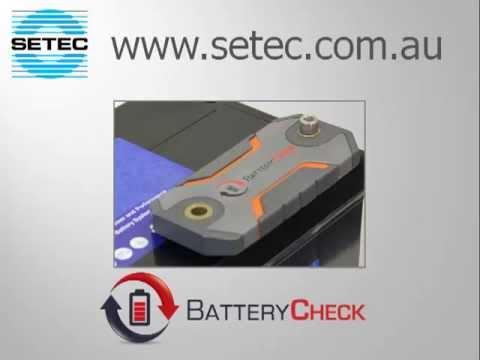 BatteryCheck - Wireless battery monitor NEW 2013
