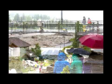 Alberta Floods 2013 Calgary Downtown Flooding june 2013