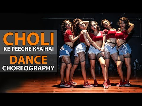 Choli Ke Peeche Kya Hai - Khalnayak | Dance Choreography | Kings United