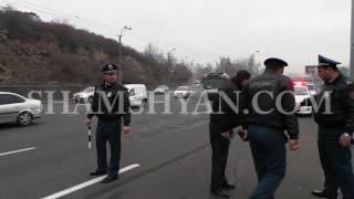 Մահվան ելքով վրաերթ Երևանում  36 ամյա վարորդը Ford Transit–ով վրաերթի է ենթարկել 76 ամյա հետիոտնին