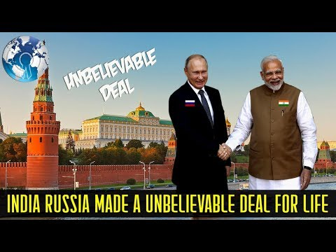 India Russia made a Unbelievable Deal on Oil and Military Trade