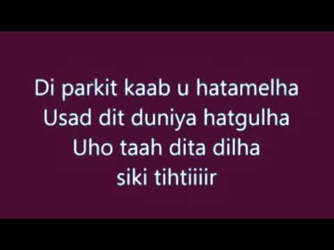 Boshret kheir lyrics