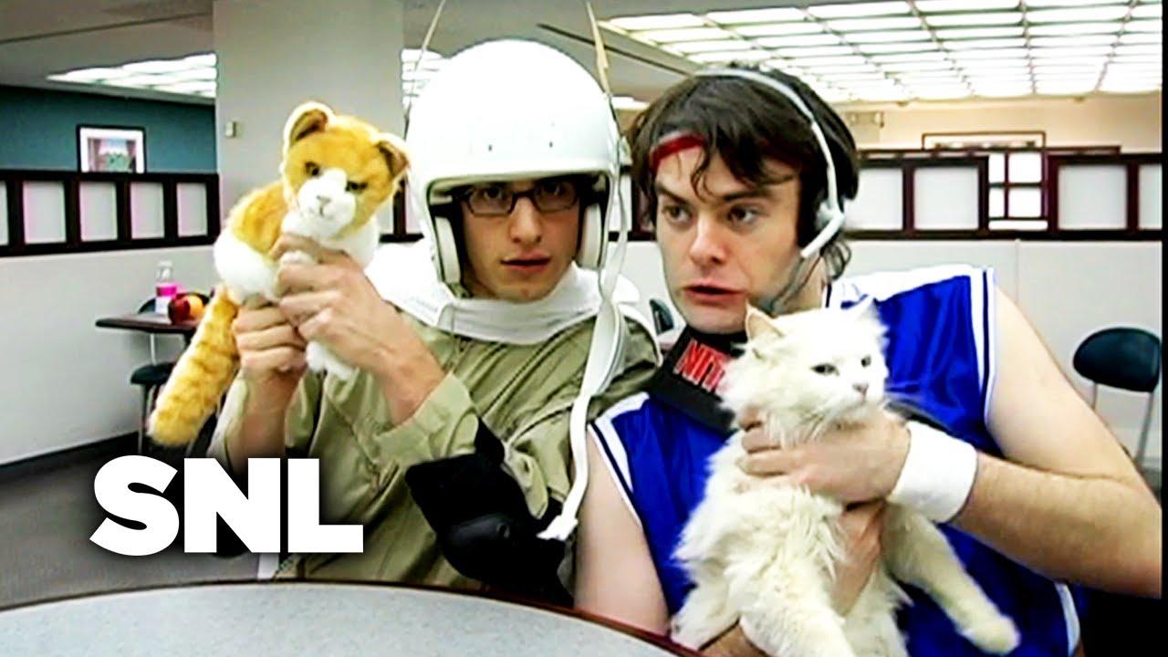 Download Laser Cats - SNL Digital Short