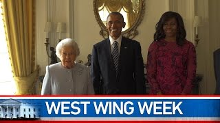 """West Wing Week 4/29/16 or, """"Lets Have a Conversation"""""""