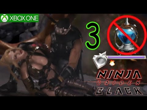 Ninja Gaiden Black [P3] Xbox One en Español por Marco Hayabusa