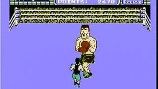 Punch Out!! (NES) Mr. Dream TKO