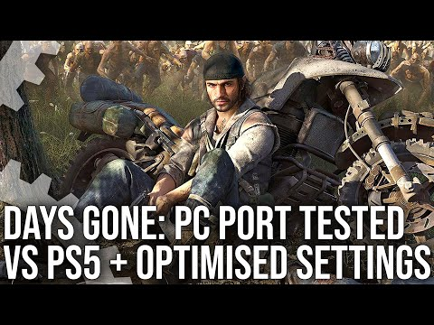 Days Gone PC Tech Review: PS5 Comparisons, Settings Analysis + More