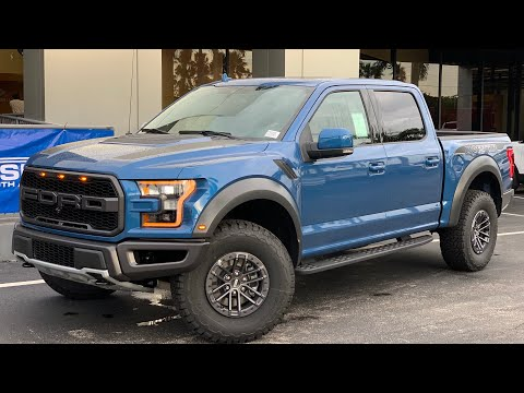2019 Ford F-150 Raptor – Ford's Most Capable 4X4 PickUp