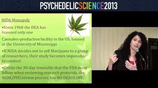 Marijuana for PTSD: Existing Evidence and MAPS' FDA-Approved Protocol - Sue Sisley