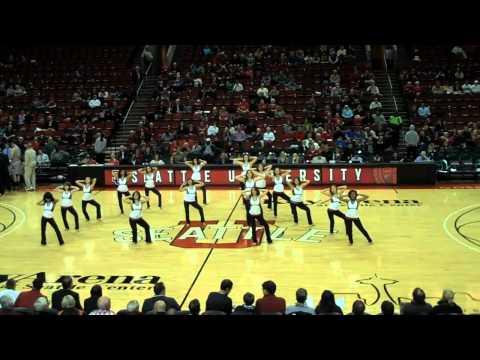Seattle U Dance Team - Teenage Memories