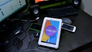 How To Update Galaxy Tab 2 P3100/P3110 To Lollipop 5.0.2 (CM12)